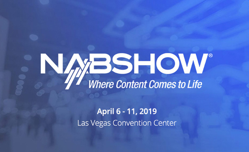 NAB Show 2019 news