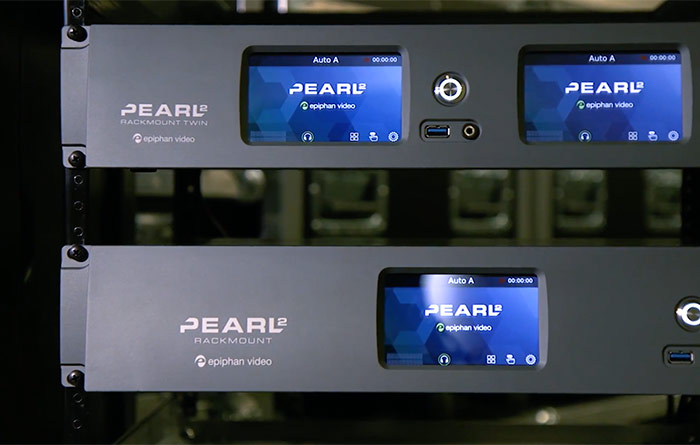 Pearl-2 Rackmount and Rackmount Twin