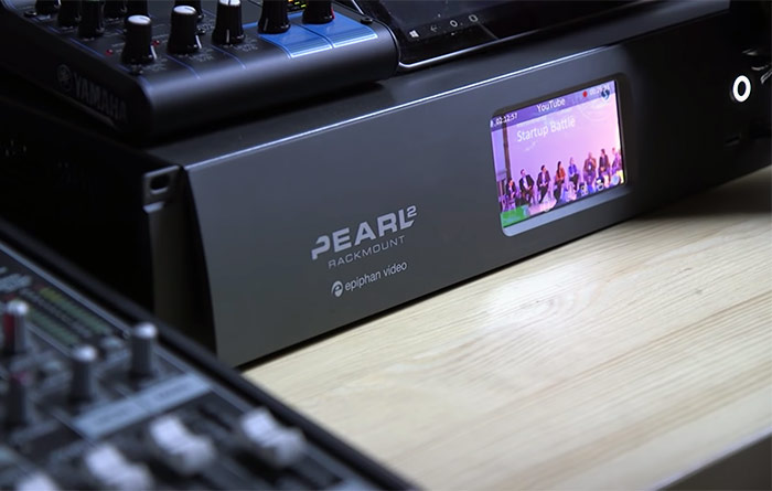 Pearl-2 with Mixer