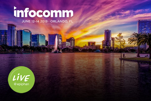 Live from InfoComm