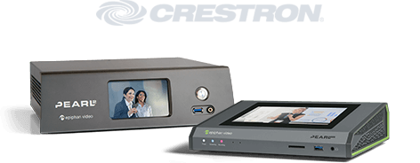 Pearl family and Crestron