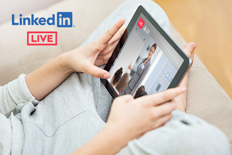 The differences between LinkedIn Live and other live streaming platforms