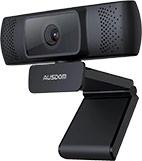 Ausdom Full HD 1080p Webcam