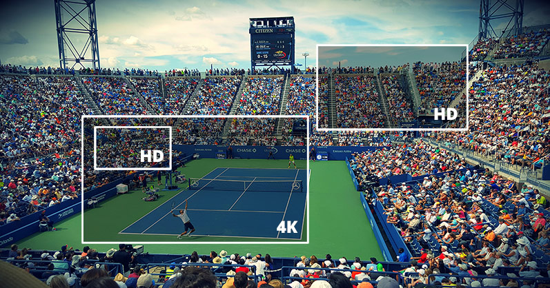 How 8K cameras could revolutionize live event production