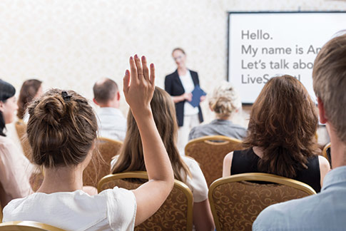 Automatic transcription is ready for prime your live events