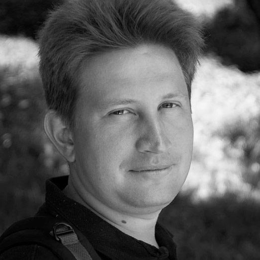 Roman Davydov, Software Engineering Manager