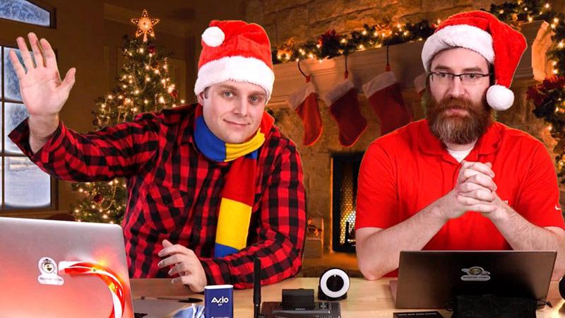 Team: Christmas on the Live Show